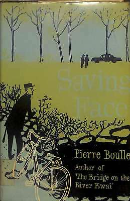 Saving face, Boulle, Pierre, Good Condition Book, ISBN