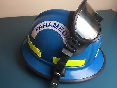 "RARE 01"" Morning Pride RH-PLUS USAR Heavy duty Fire Firefighter Rescue Helmet"