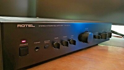 Rotel RA-930AX Integrated Amplifier with Phono Stage