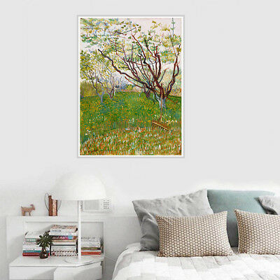 Farm Canvas Oil Painting Unframed Poster Picture Home Garden Wall Art Decor