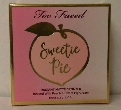 TOO FACED - SWEETIE PIE - OMBRETTO CONCIA - 13,5 g