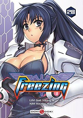 Freezing Vol.28 LIM Dall Young Bamboo Translator Julien Pouly 192 pages