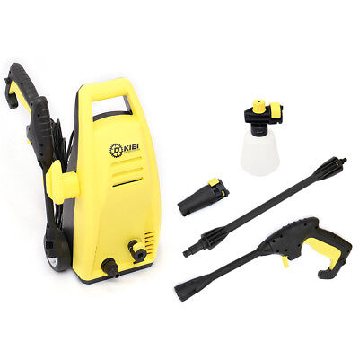Electric Pressure Washer Power Jet Wash Car Van Drive Patio Home Cleaner 1500W