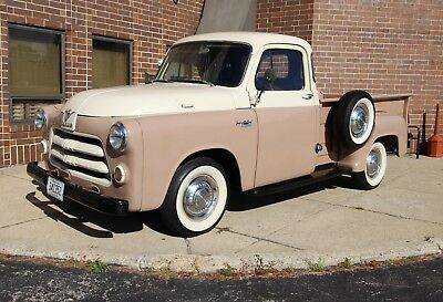 1955 Dodge Pickup Job Rated Deluxe - V8 - 4spd Manual - Frame Off Restoration 1955 Dodge Pickup Job Rated Deluxe V8  truck Chevy Ford 1953 1954 1956 1957