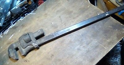 Record 36 Wrench Like Stilson .. Free Uk Ship