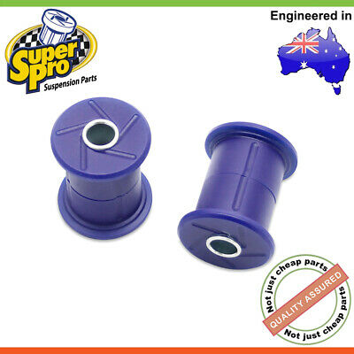 POLYPRO REAR SPRING EYE SHACKLE BUSHES FOR TOYOTA HILUX RN105 LN106 4WD 88-97