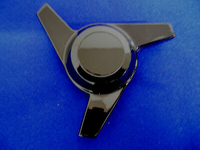 Coyote Spinner Wheel Cap No Part # Black (No Hardware Included)