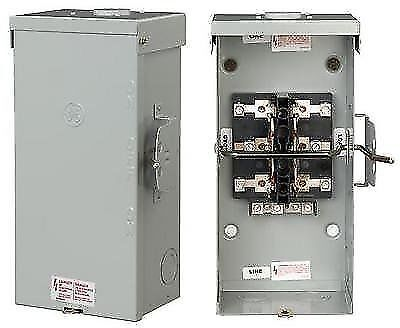 GE TC10324R AC Disconnect Switch