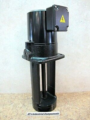 Grundfos Pump,   Type  Mta90-250A-Wb-A-B,   Immersion Pump,   1/3 Hp,   25 Gpm
