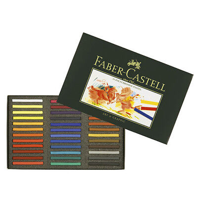 Faber-Castell - Box of 36 Polychromos Artists' Pastels