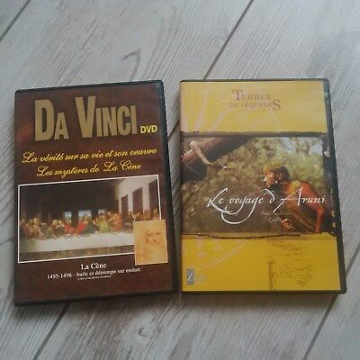 Lot Dvd Documentaire Tbe