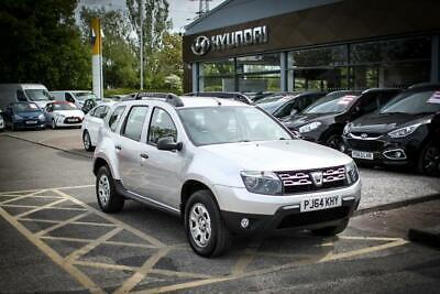 2014 64 DACIA DUSTER 1.5 dCi 110 Ambiance 5dr 4X4 in Mercury