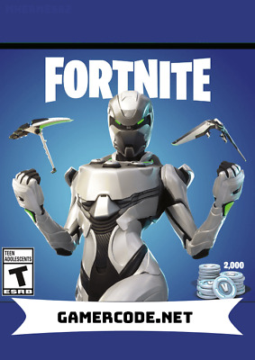 "FORTNITE EON SKIN + 2000 V-BUCKS ""inkl Aktivierungsservice - PC/Switch/PS4"""