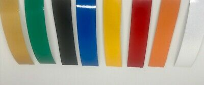10 Reflective Bike/Bicycle/Mailbox Tape, 8 colors
