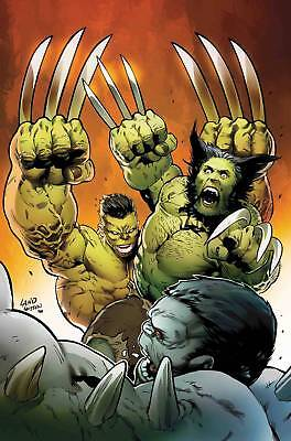 Hulkverines #3 Pre Order 24/04/19 (2019) Vf/nm Marvel