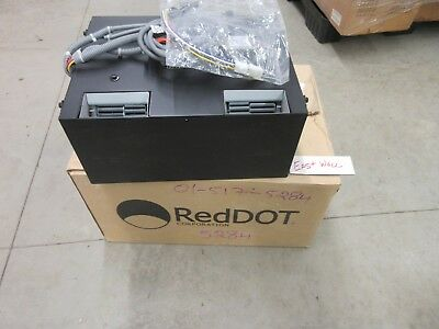 Red Dot Military 24V Heater R-9520-3-24 Truck MRAP blower unit a/c all in one