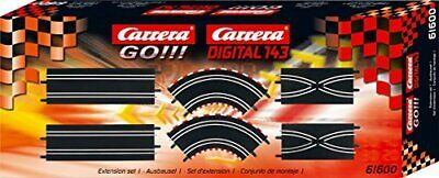 Track Extension Set 1 - GO!!!/Digital 143 Accessory - Carrera