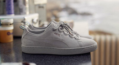 f19b058771e LIMITED Puma Suede Big Sean Gray In Box Suede Sneakers Shoes Size Men s 13