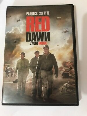 Red Dawn (DVD, 2012) Canadian. Widescreen Fullscreen Patrick Swayze