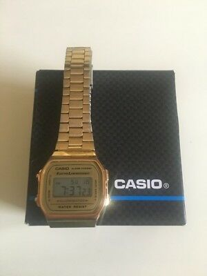 2 Armbanduhr 90Picclick Gold La670we Eur Casio Collection
