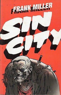 Sin City by Frank Miller (Paperback, 1993) Dark Horse
