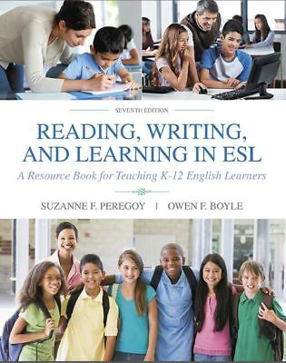 (PDF) Reading, Writing, and Learning in ESL., Peregoy and Boyle 7th Ed.
