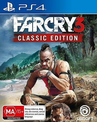 Far Cry 3 Classics Edition (PS4) BRAND NEW *Free Delivery* CHEAPEST