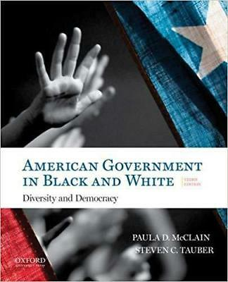 [PDF] American Government in Black and White Diversity and Democracy 3rd Edition