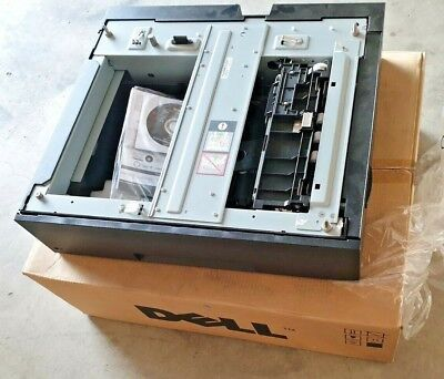 Dell 0W206NA01 0W206N, 500 Sheets Dell 550-Sheets Paper Tray Brand New With CD