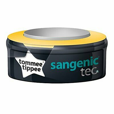 Tommee Tippee Sangenic  Tec Nappy Disposal System Cassette