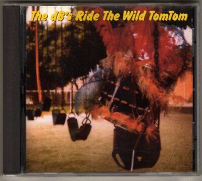 The dB's cd Ride the Wild TomTom HOLSAPPLE STAMEY Mitch Easter 1993 R2 71299