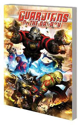 Guardians Of The Galaxy By Abnett And Lanning Complete Collection Tp Vol 01  [Ap
