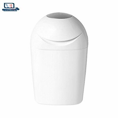 Tommee Tippee - Poubelle à Couches Sangenic Tec, Blanche
