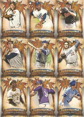 2019 Topps Series 1 Grapefruit League Greats Retail Inserts ***you Pick***