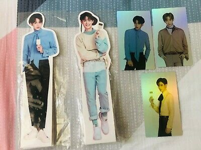 Nct Way V Wayv Official Icecream 1946 Promo Lucas Kun Winwin Hologram Photocard