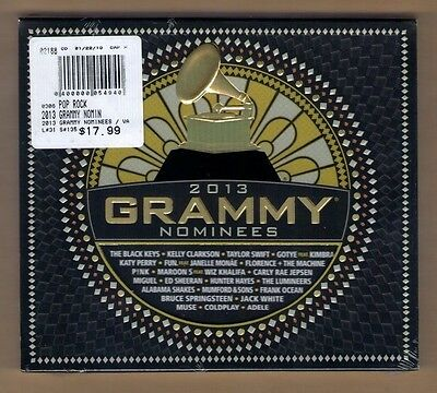 2013 GRAMMY NOMINEES cd new VARIOUS ARTISTS - 22 TRACKS