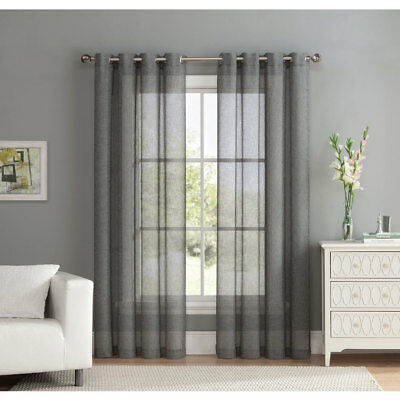NEW KOO Wickford Eyelet Curtain By Spotlight