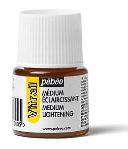 Pebeo Vitrail Color Lightening Medium 250 ml