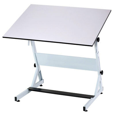 "Bieffe Artist Drafting Table Adjustable Drawing Desk 30x42"" Work Station"