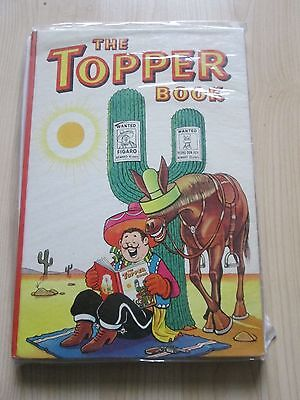 The Topper Annual 1961 In Mint Condition
