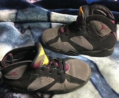 premium selection 766cf 8ec5a Nike Air Jordan Retro 7 Bordeaux  304773-034 Boys Size 2Y