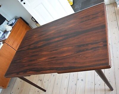 Danish Mid-Century Rosewood Dining Table. 1960's.