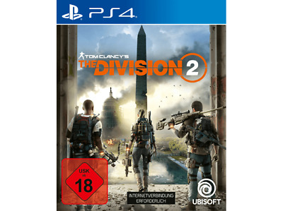 Tom Clancy´s The Division 2 PS4//DEUTSCHE VERSION//FSK18//Vorbestellung 15.03