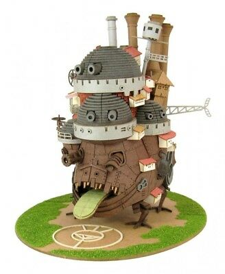 Sankei MK07-21 Studio Ghibli Hawls Moving Scale Castle Non