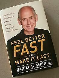 Feel Better Fast and Make It Last  by Daniel G. Amen (Digital Book)