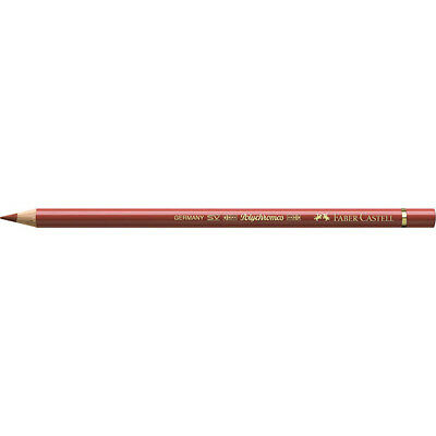 Faber-Castell (Single) - Polychromos Artists' Pencil Venetian Red (190)