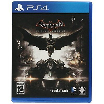 Batman: Arkham Knight PlayStation 4 PS4 Very Good 3Z