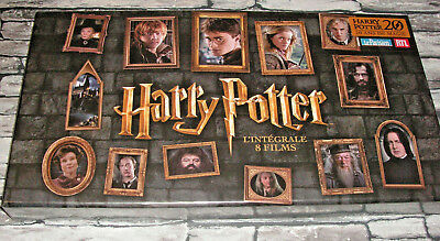 Harry Potter L Integrale Des 8 Films / Coffret 8 Dvd Neuf