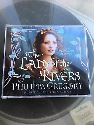 The Lady Of The Rivers CD Audiobook Philippa Gregory Abridged Oberman