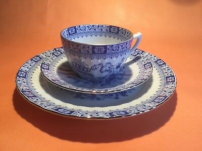 Seltmann Weiden Kaffeegedeck China blue Top Zustand